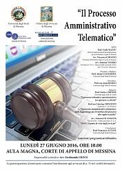 Il Processo Amministrativo Telematico