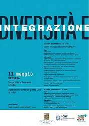 POF 2018: Diversità ed integrazione