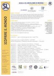 Scuola di liberalismo di Messina 2019 - Fondazione Luigi Einaudi