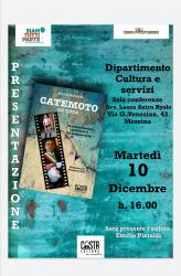 Presentazione del libro   Catemoto  - incontro con l autore
