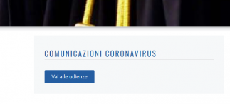 Coa Messina - comunicazione udienze