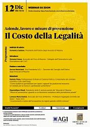 Il Costo della Legalità