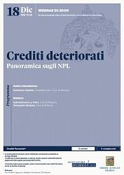 Crediti deteriorati - Panoramica sugli NPL