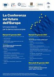 La Conferenza sul futuro dell Europa