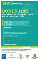 Riapertura iscrizioni bonus 110%