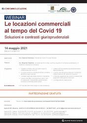 Le locazioni commerciali al tempo del covid19