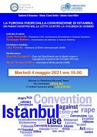 Turchia fuori dalla convenzione di Istanbul - un passo indietro nella lotta contro la violenza di genere