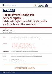 Il procedimento monitorio nell era digitale
